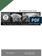 The Functions of Bangladesh Bank