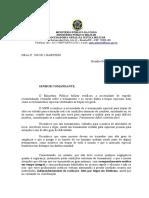 Of 204 Recomendacao Comando Aeronautica