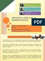 Ppt Enfoque Clasico