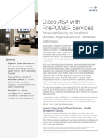 Cisco Asa Wfirepower Ngfw