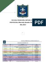 planificaciones Historia 6° a 8°