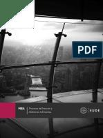eBook Procesos de Dirección y Gestión en La Empresa