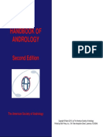 Handbook of Andrology Second Edition English