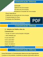 Aula 17 Mar - Comunicação Interna - Jornal