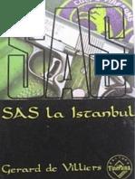 Gerard de Villiers - 1.SAS la Istanbul (1965).pdf