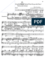 Cornelius Pieśni Op4 Nr 3
