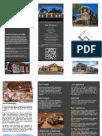 Harriman Kinyon Architects, Inc. Brand New Brochure
