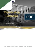 Historia Hidraulica