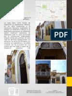Monografia Casa NeoMudejár