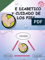 Pie Diabetico Ayuda Educativa