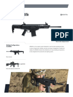 Beretta Arx200 Assault Rifle