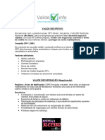 VALIDE_RESTRICAO_NEGATIVACAO