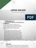 competency wk 1 field