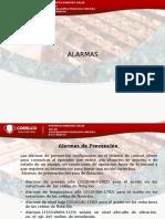 Presentación Mantención Eléctrica Flotación (Modulo 2)- Sistema de Control Flotacion c - Alarmas
