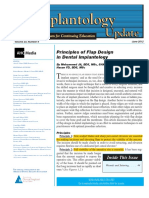 Principles of Flap Design
