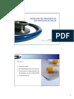 Modelado de Procesos en Servicios de Salud