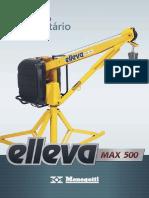 Manual Elleva Max 500