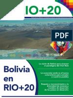 BOLIVIA Y RIO +20