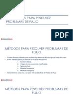 6.5 Metodos Para Resolver Problemas de Flujo