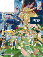 Sword Art Online Volume 17 - Alicization Awakening