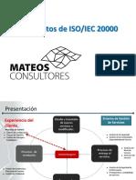 Fundamentos ISO 20000 25052015