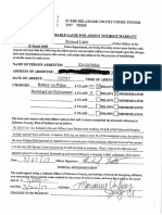 Bilal Affidavit of Probable Cause