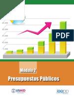 presupuestos publicos