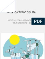 CAVALO DE LATA - CARR0 PARA RECICLADORES URBANOS - CARRINHO A PEDAL & MOTOR ELÉTRICO