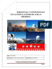 Plan de Emergencias y Contingencias