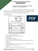 CBR Test Manual