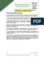 Cec-it-49 Instructivo Para Manejo, Uso y Cuidado de Materiales de Referencia en Estado Líquido y Gaseoso_version2