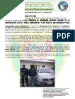 Nota de Prensa Nº 083 28mar17