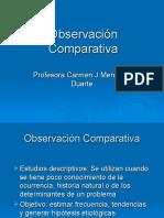 Observación comparativa.ppt