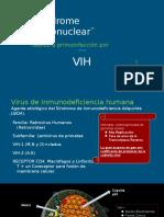 Sindrome Mononucleosico por primoinfeccion VIH