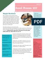3-26-17 preschool newsletter