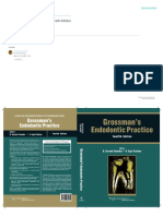 Grossmans Endodontic Practice 12th Edition Preview