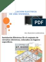 Diseño de Una Instalacion Electrica de Una Vivinda