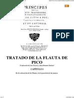 Tratado Hotteterre