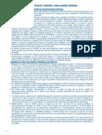 Clausulas Especiales y Acuerdos Canal Grandes Empresas