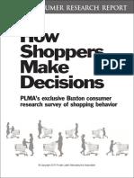 PLMA Buxton Survey 2011