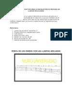 Proceso Constructivo Para La Instalación de Materas en Llantas Recicladas