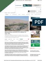 Datos de Atacama Kozan