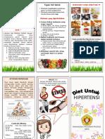 Leaflet Diet HT