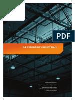 Luminárias Industriais