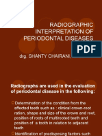 Radiographic Interpretation of Periodontal Disease Part 1