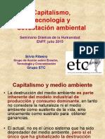 Ribeiro Silvia_Capitalismo, Tecnología y Devastación Ambiental