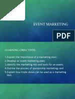 Events Management Unit3 Ch10