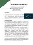 Analisis Fisiscoquimico Del Agua Potable