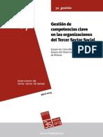Gestion de Competencias Clave en Las Organizaciones Del Tercer Sector Social - Euskadi (u)