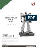 Patlabor PDF